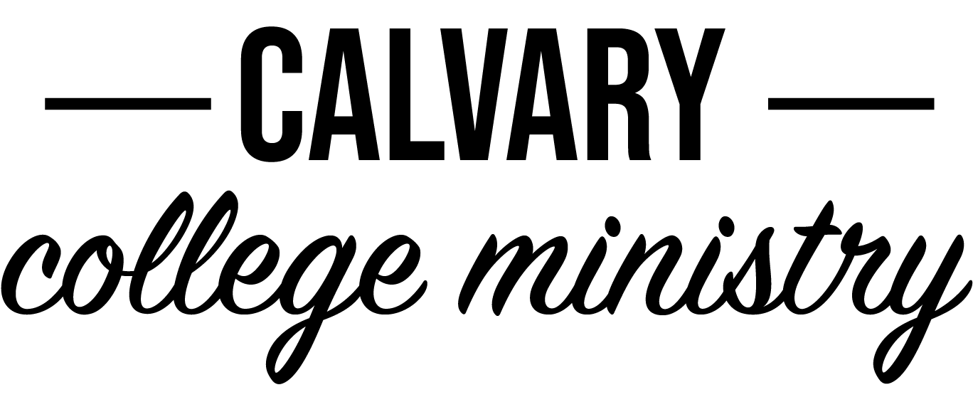 calvary college ministry logo